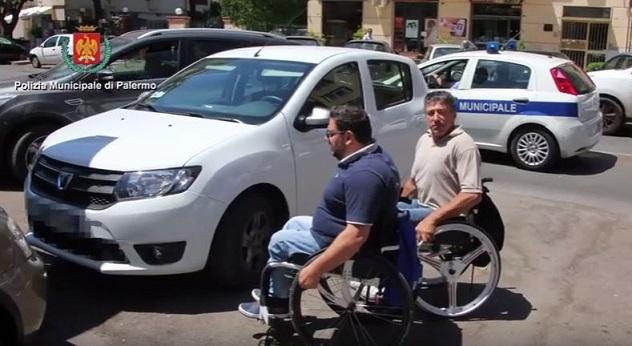 Palermo polizia e disabili insieme contro gli ostacoli for Arrediamo insieme palermo